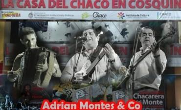 ADRIAN MONTES Y SU CONJUNTOS ESTE 25 DE ENERO EN COSQUIN
