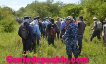 130 EFECTIVOS POLICIALES ABOCADOS EN LA BÚSQUEDA DE MAIRA
