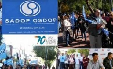 EL SADOP DENUNCIA DISCRIMINACIÓN CONTRA LOS DOCENTES PRIVADOS