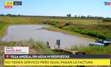 REFLEJAMOS LA SEQUÍA POR EL CANAL DE NOTICIAS TN