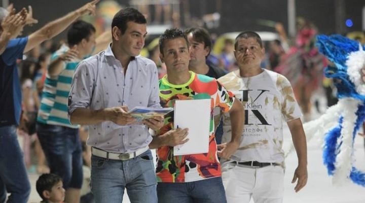EL CUERPO DE JURADOS AGRADECIÓ A LA COMUNICOR POR LA POSIBILIDAD DE PARTICIPAR DE LOS SÚPER CARNAVALES 2018