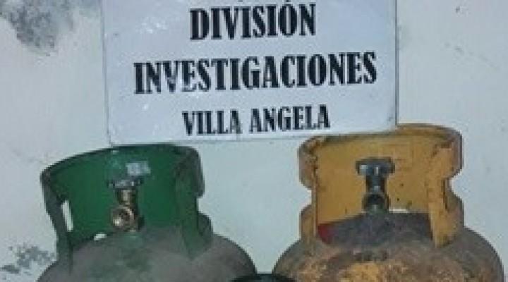 INVESTIGACIONES RECUPERÓ VARIOS ELEMENTOS DENUNCIADOS COMO ROBADOS