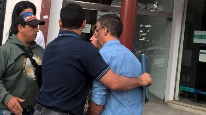 LA POLICÍA DETUVO A  LUGO, REY Y SUSANA FERNÁNDEZ E ISMAEL FERNÁNDEZ ESTÁ PRÓFUGO