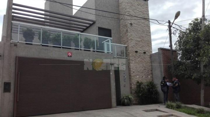 HALLAN REVÓLVERES Y ESCOPETAS EN EL DOMICILIO DE FACUNDO SAMPAYO