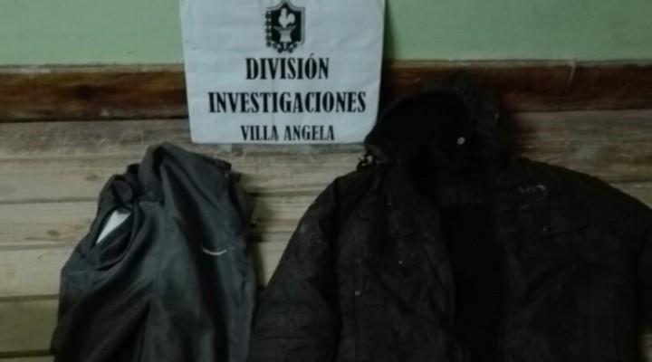 """INVESTIGACIONES ATRAPO AL LADRÓN DEL KIOSCO """"VIDA OK"""""""