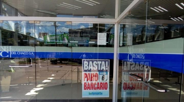 MAÑANA NO HABRÁ BANCOS POR UN NUEVO PARO NACIONAL