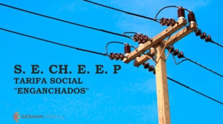 """GERMAN PERELLI, S. E. CH. E. E. P – TARIFA SOCIAL – """"ENGANCHADOS"""""""
