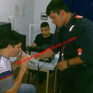 EL CONDUCTOR DE LA CAMIONETA TOYOTA HILUX CONDUCÍA BORRACHO