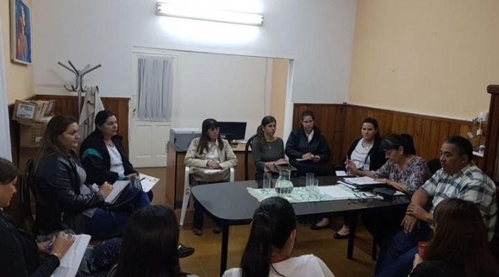 CULTURA COORDINA, JUNTO A DOCENTES, LA REALIZACIÓN DE ACTOS PROTOCOLARES DEL 24 Y 25 DE MAYO