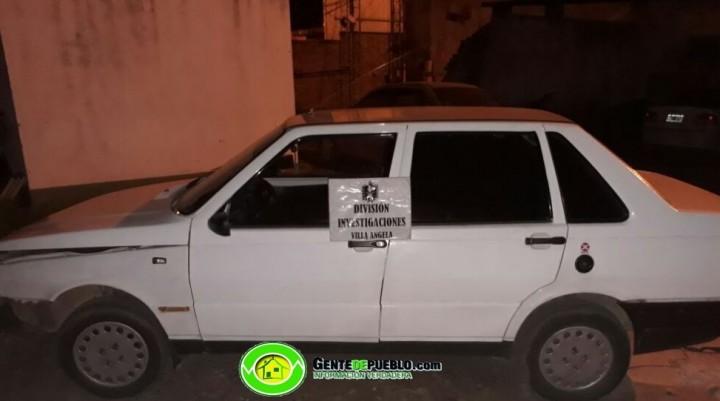 EXTRAÑO SUPUESTO HURTO DE UN AUTOMÓVIL