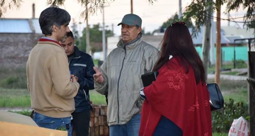 EL MUNICIPIO REALIZÓ UNA SOLUCIÓN HABITACIONAL A FAMILIA CARENCIADA DEL BARRIO SANTA ELENA