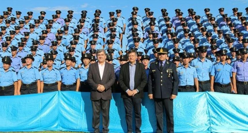 15 DE JUNIO DÍA DE LA POLICÍA DEL CHACO