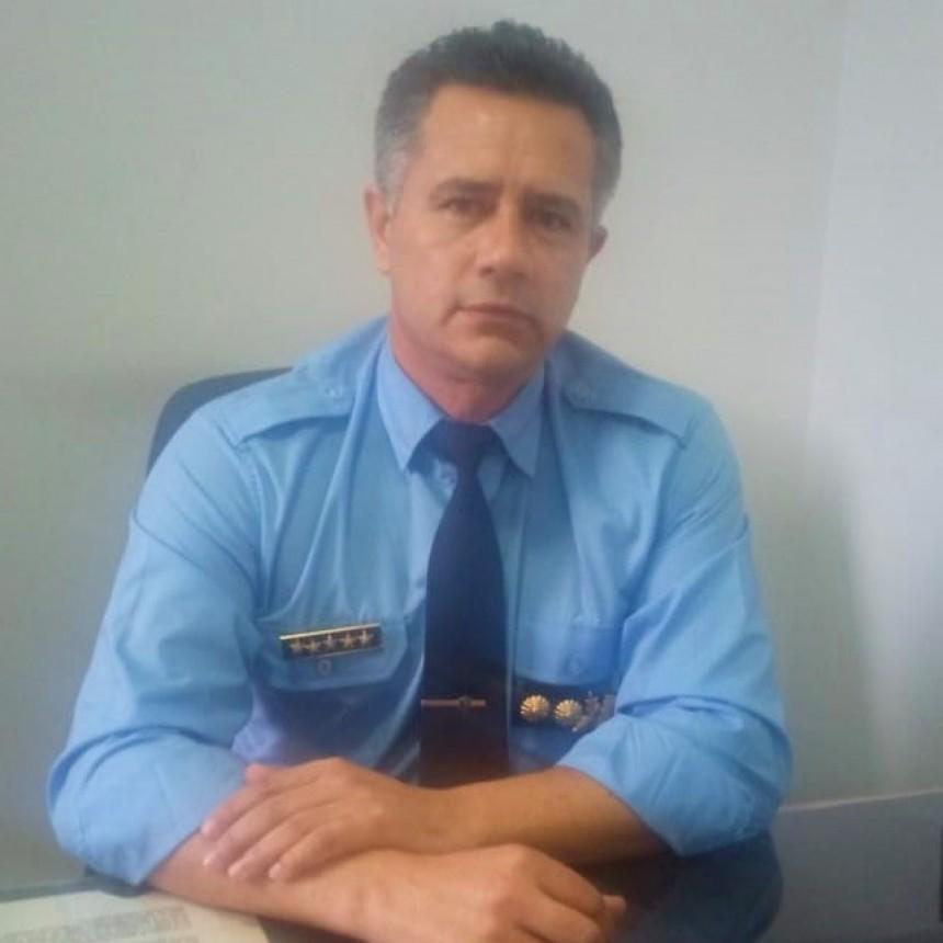 """COMISARIO MAYOR SCHULZ: """"MENDIETA FUE DETENIDO PORQUE ENTORPECIÓ EL PROCEDIMIENTO POLICIAL"""""""