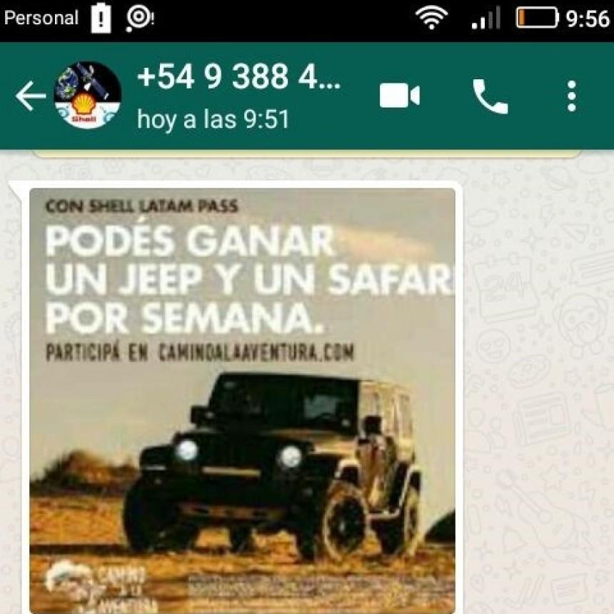 """EL CUENTO DEL TÍO DONDE PODÉS """"GANAR"""" UN JEEP Y UN ZAFARÍ POR SEMANA"""