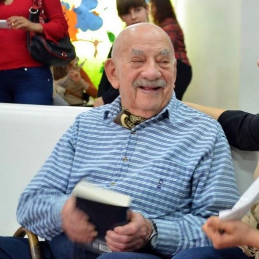 A LOS 95 AÑOS FALLECIÓ DON JACOBO GARBER