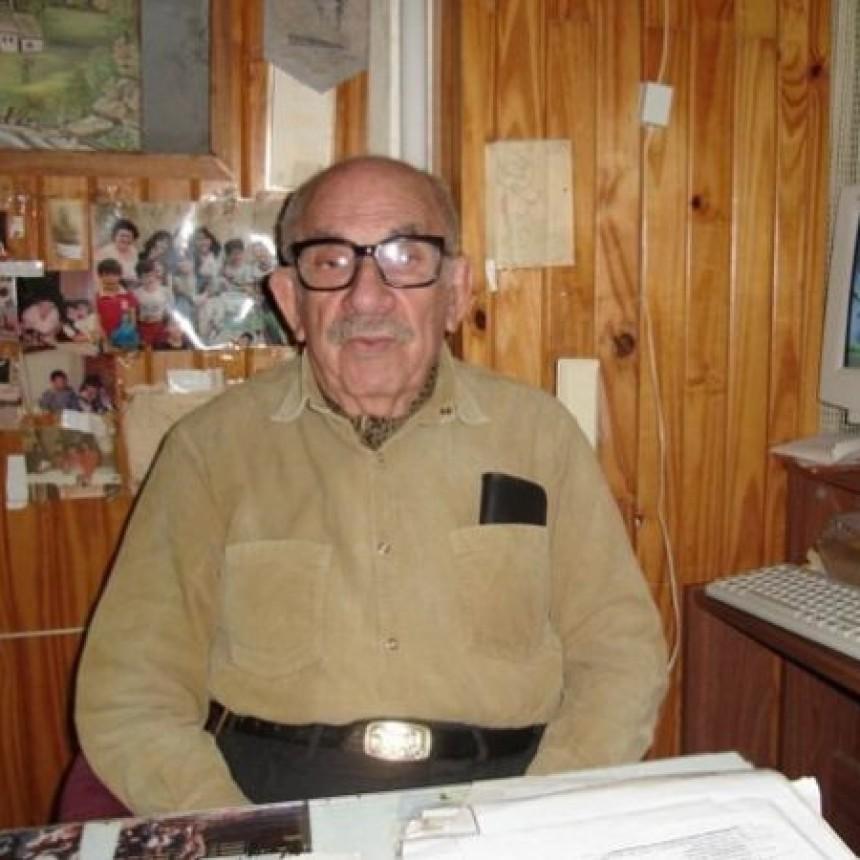 JACOBO GARBER, INMIGRANTE E HISTORIADOR DE VILLA ÁNGELA