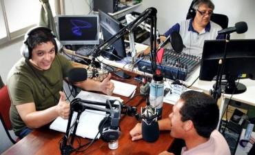 LA PEÑA EL FOGÓN SUENA CADA SÁBADO EN LA 21 RADIO