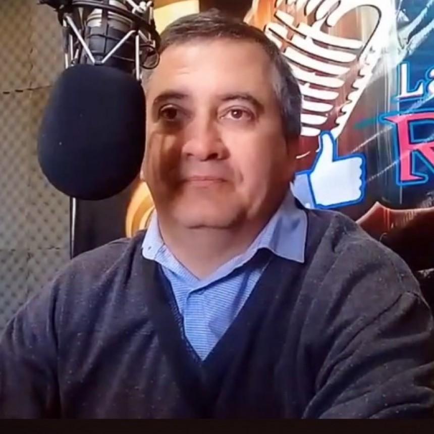 """JULIO BENITEZ: """"HAY QUE TENER UN USO RACIONAL DEL AGUA Y NO ENTRAR EN CAOS QUE FALTANTE NO HABRÁ"""""""