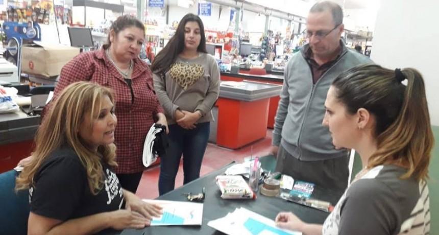 EL MUNICIPIO BUSCA REDUCIR EL USO DE BOLSAS DE PLÁSTICO EN LOS PRÓXIMOS MESES