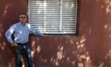 APROVECHANDO LA TORMENTA DEL DOMINGO MALVIVIENTES INGRESARON Y ROBARON EN LA ESCUELA PROYECTO C.O.R.A