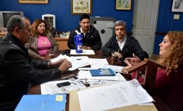 EL MUNICIPIO COORDINA ACTIVIDADES FÍSICAS EN EL MARCO DEL PROGRAMA NACIONAL PORTEGER
