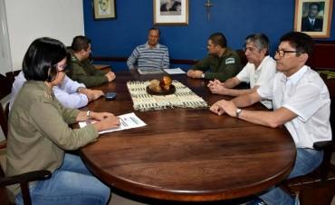 FESTEJOS POR 8° ANIVERSARIO DE GENDARMERÍA NACIONAL EN VILLA ÁNGELA