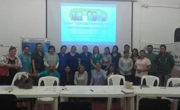 DESARROLLO SOCIAL ARTICULA TALLERES CON LA SECRETARÍA DE NIÑEZ, ADOLESCENCIA Y FAMILIA