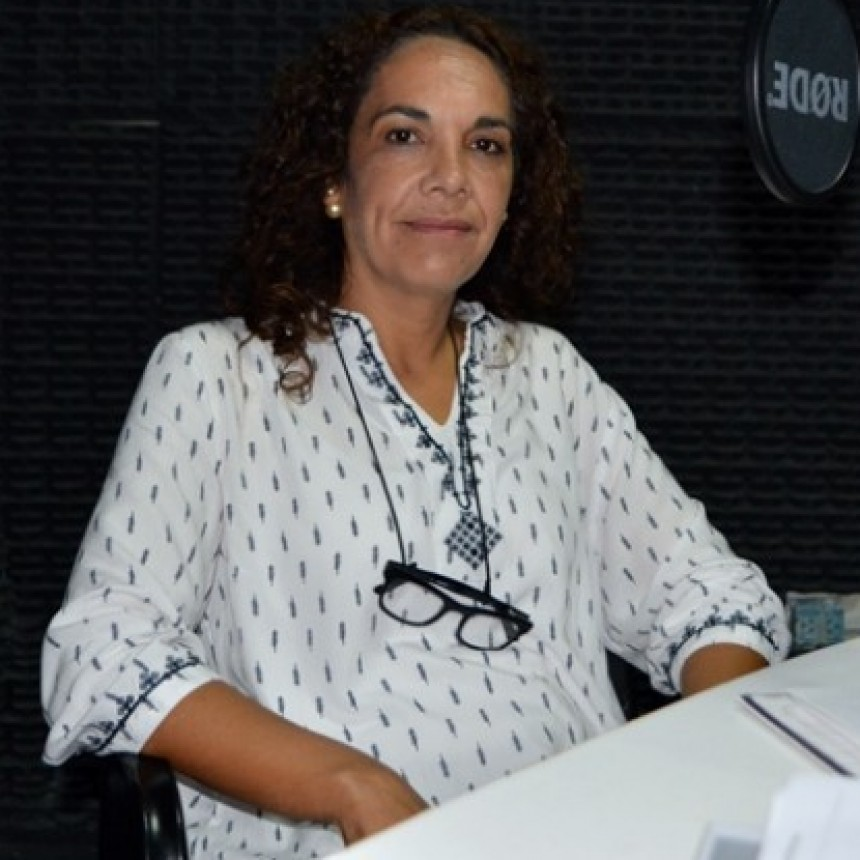 """ANA CARRERA """"AUN NO SE SUSPENDERÁ EL BENEFICIO DE PENSIONES NO CONTRIBUTIVAS A NADIE"""""""
