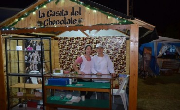 LA CASITA DEL CHOCOLATE VENDIO HASTA SU ÚLTIMA PRODUCCION