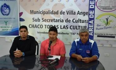 EL ÁREA DE DEPORTES MUNICIPAL INVITA A LA EXPO DEPORTIVA 2017 EN EL PREDIO CULTURAL CARLOS GARDEL