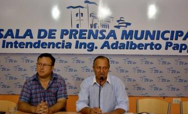 EL INTENDENTE PAPP REALIZÓ EL LANZAMIENTO DE OFERTA EDUCATIVA UNIVERSITARIA Y TERCIARIA GRATUITA