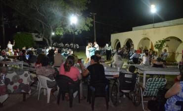 LOS ABUELOS DE LA RESIDENCIA GERIÁTRICA TAMBIÉN TUVIERON SU DESPEDIDA DE AÑO