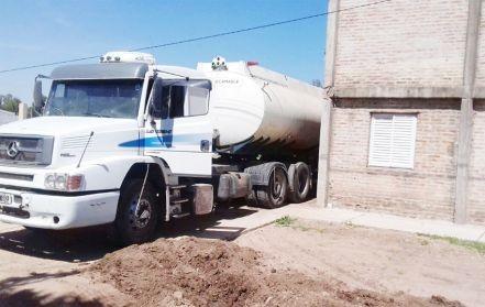 EL DÉFICIT HÍDRICO YA ALCANZÓ AL 95% DEL CHACO