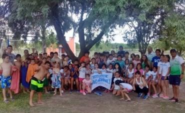"""AVENIDA FUTBOL CLUB Y EL INSSSEP ELIGIERON EL RANCHO """"LA SALMANTINA"""" PARA SU COLONIA DE VACACIONES"""
