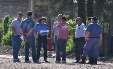DIAGRAMAN SEGURIDAD POLICIAL EN ESPACIO PÚBLICO DE USOS MÚLTIPLES