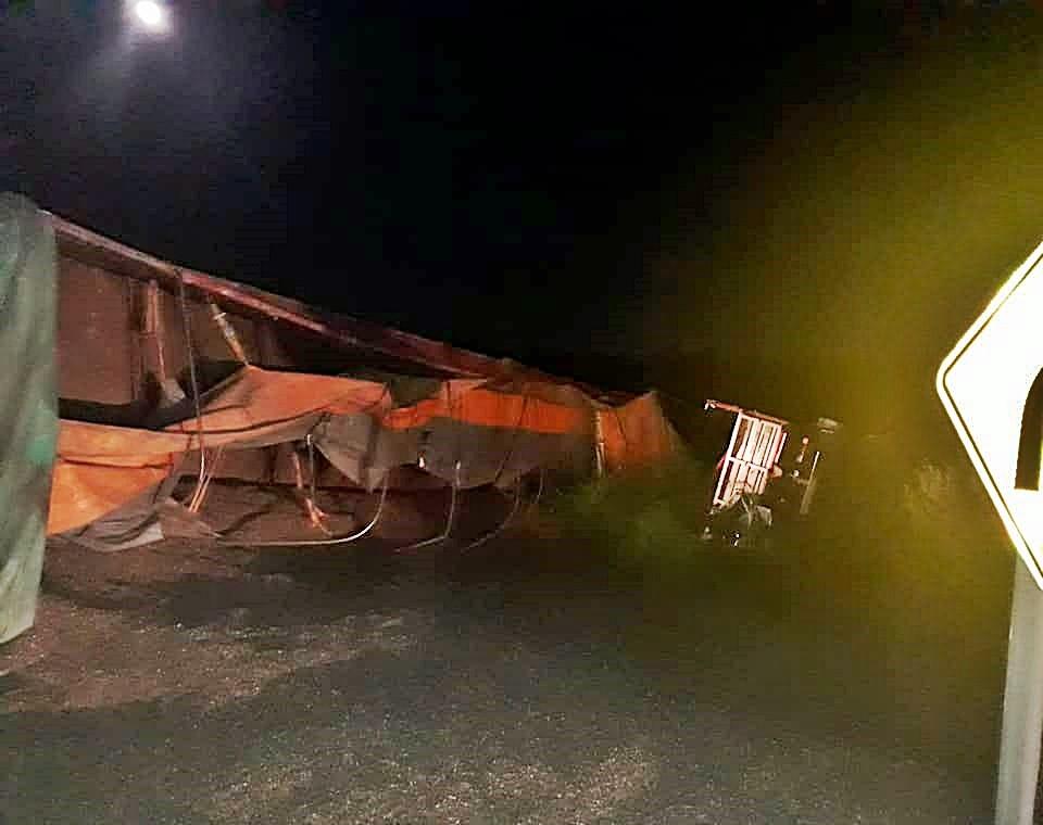 SANTA SYLVINA: GRAVE ACCIDENTE EN RUTA 95