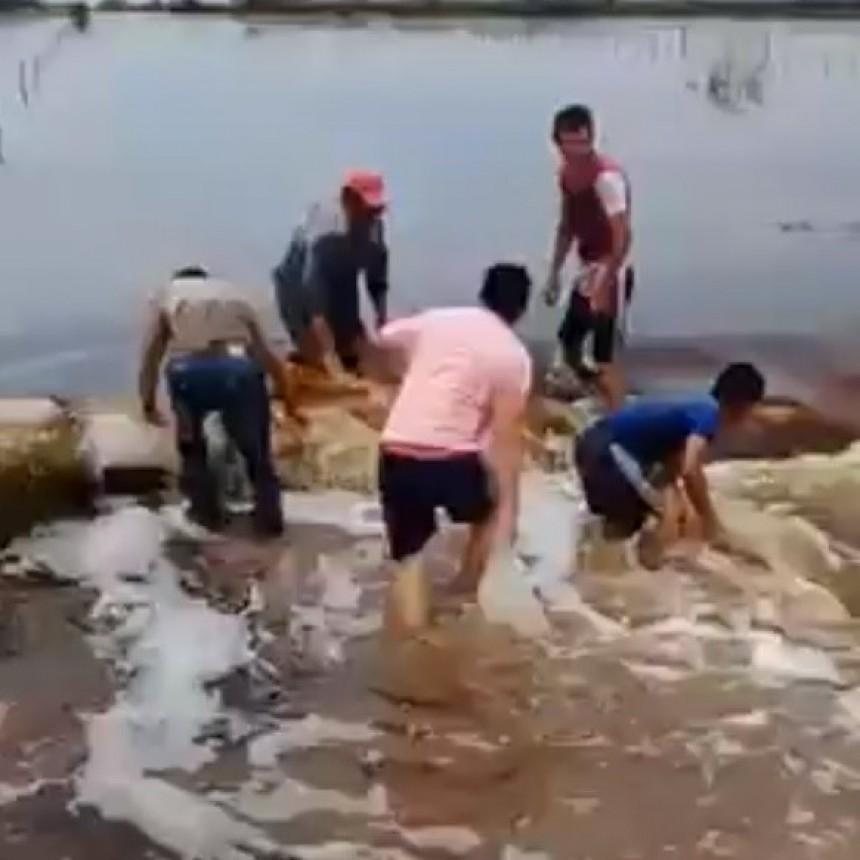 GREGORIA PÉREZ DE DENIS UN PUEBLO SANTAFESINO QUE RUEGA QUE NO LLUEVA