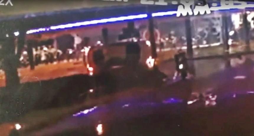 ESTE ES EL VIDEO DEL MOMENTO DONDE SE DA EL ACCIDENTE