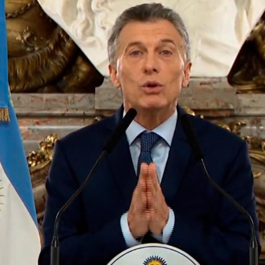 MAURICIO MACRI ARRIBARÍA HOY A CORONEL DUGRATY