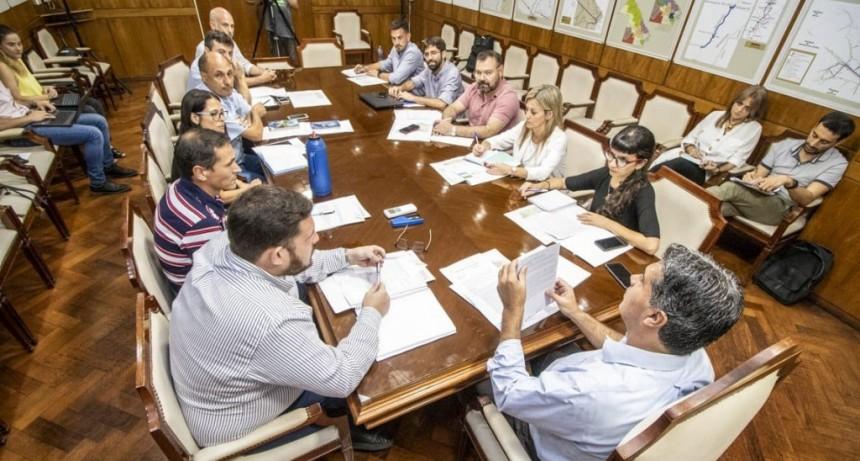 JORGE CAPITANICH ULTIMA DETALLES PARA EMPEZAR A DESCENTRALIZAR LAS FUNCIONES DEL ESTADO