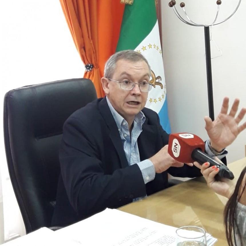 EL DIPUTADO PEDRINI DEFENDIÓ LA POLÍTICA SANITARIA DE CAPITANICH