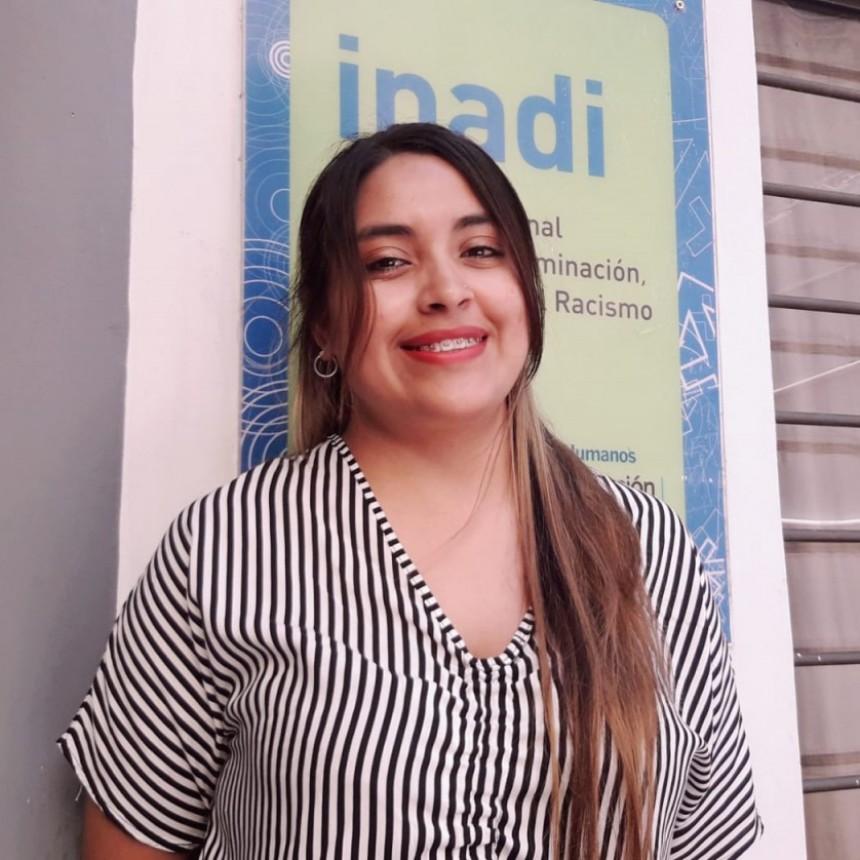 LA VILLANGELENSE MICAELA MOLINA PRIMER MUJER DELEGADA DEL INADI EN CHACO