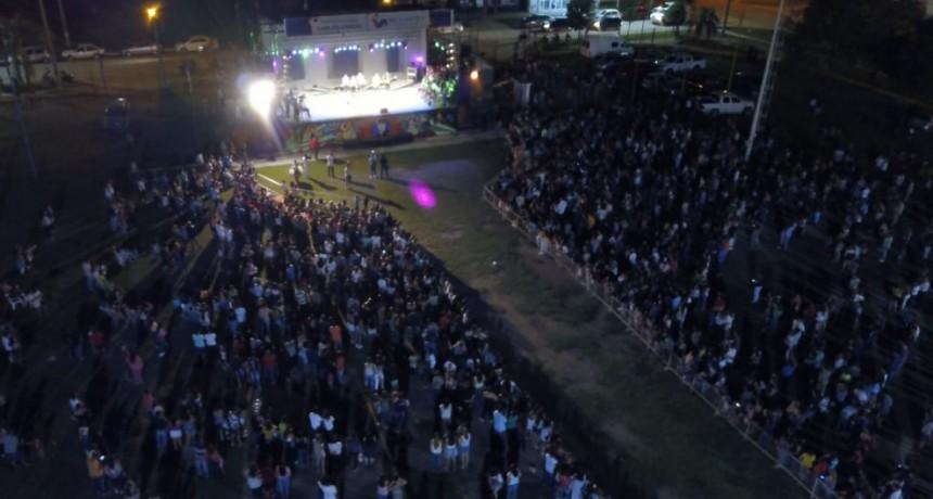CORONACIÓN DE REINAS, PRESENTACIÓN DE BASTONERAS Y SCOLAS DE LOS SÚPER CARNAVALES 2020