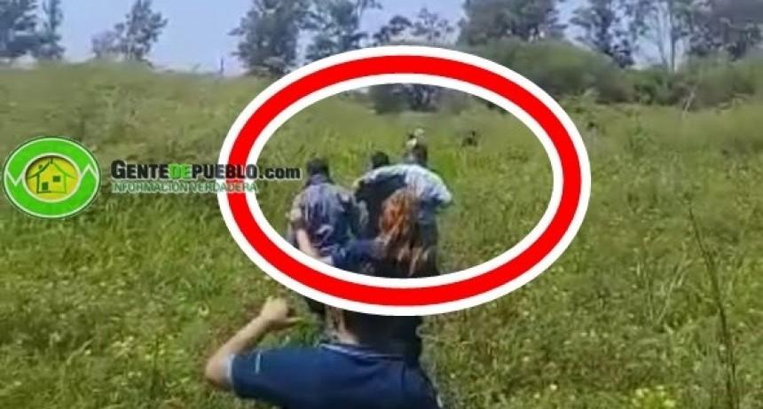 POLICIAS EVITARON QUE UN JOVEN DE 21 AÑOS MURIERA AHOGADO