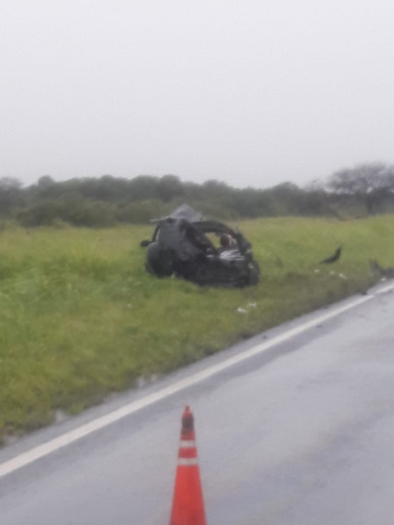 ACCIDENTE FATAL EN RUTA 95