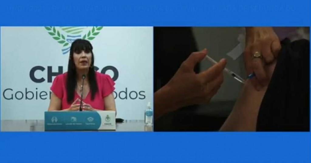 COVID-19: EL GOBIERNO PRESENTÓ PORTAL WEB PARA LAS PERSONAS CON ENFERMEDADES PREEXISTENTES QUE ELIJAN VACUNARSE