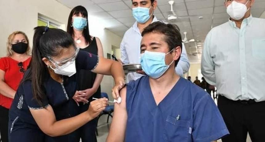 EL DR. LARGIÓN HERRERA AFIRMA QUE CONTINUA EN LA DIRECCIÓN DEL HOSPITAL SALVADOR MAZZA