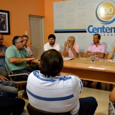 SE REUNIÓ LA COMISIÓN DE EMERGENCIA Y ANALIZA AYUDA A PRODUCTORES