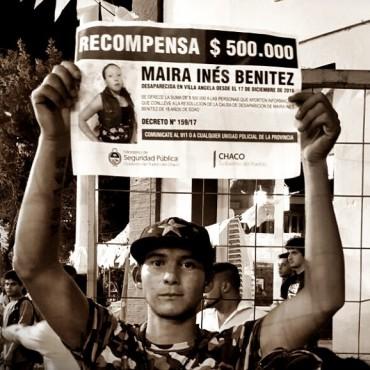 LA MAMÁ DE MAIRA SIGUE RECLAMANDO JUSTICIA Y EMITIÓ UN DURO COMUNICADO