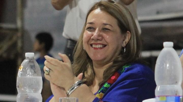 LA MINISTRA DE EDUCACIÓN PONDERÓ LA REALIZACIÓN DE LOS CARNAVALES 2018
